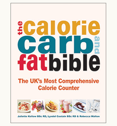 Calorie, Carb & Fat Bible 2016
