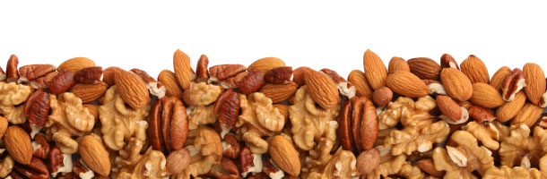 Calories in Nuts and Seeds
