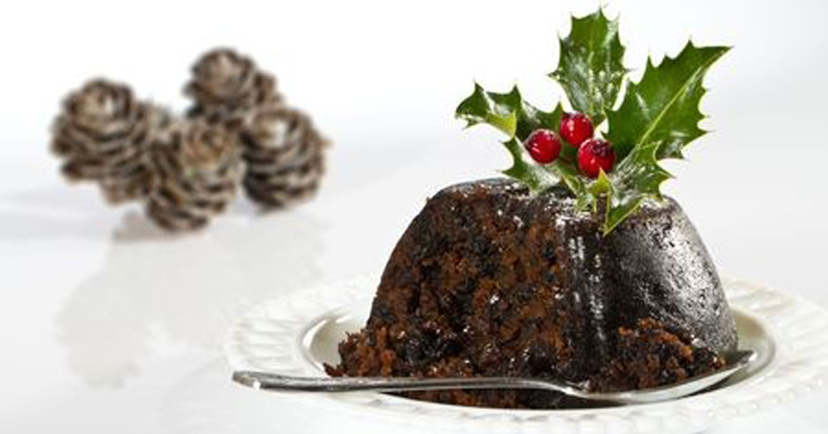 Low Fat Christmas Pudding - Weight Loss Resources
