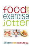Food and Exercise Jotter