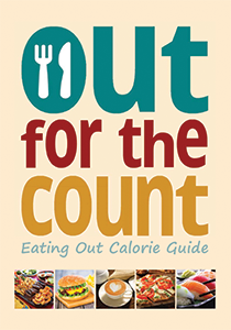 Out for the Count - Eating Out Calorie Guide