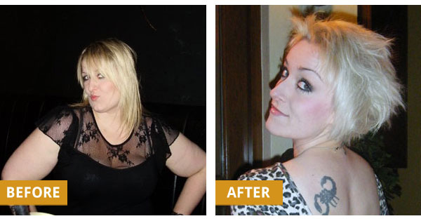 Weight Loss Success Story - Dee Lost 8st 6lbs