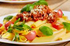 Quick Pasta Bolognese - Weight Loss Resources