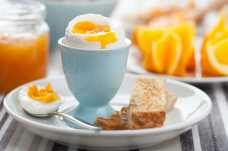 Boiled Egg and Soldiers - Weight Loss Resources