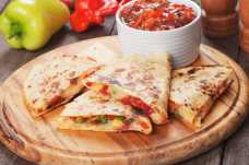 Cheese and Vegetable Quesadillas - Weight Loss Resources