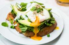 Poached Egg and Avocado on Toast - Weight Loss Resources