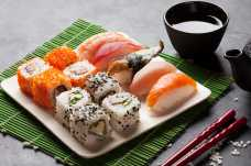 Ready Made Sushi - Weight Loss Resources