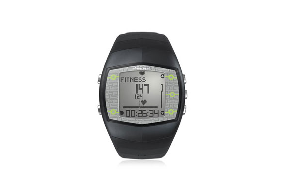 how to reset polar ft40 watch