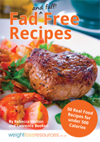Fad Free Recipe Book