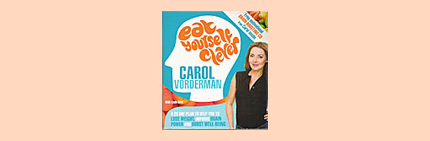 Carol Vorderman's eat Yourself Clever Book