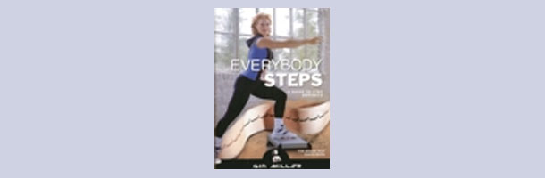 Review: Everybody Steps by Gin Miller (DVD)