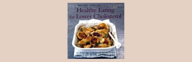 Healthy Eating for Lower Cholesterol Book