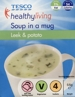 Tesco, Healthy Living Cup Soup