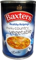 Baxters, Healthy Helpings Soup