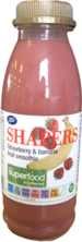 Boots Shapers Strawberry & Banana Fruit Smoothies