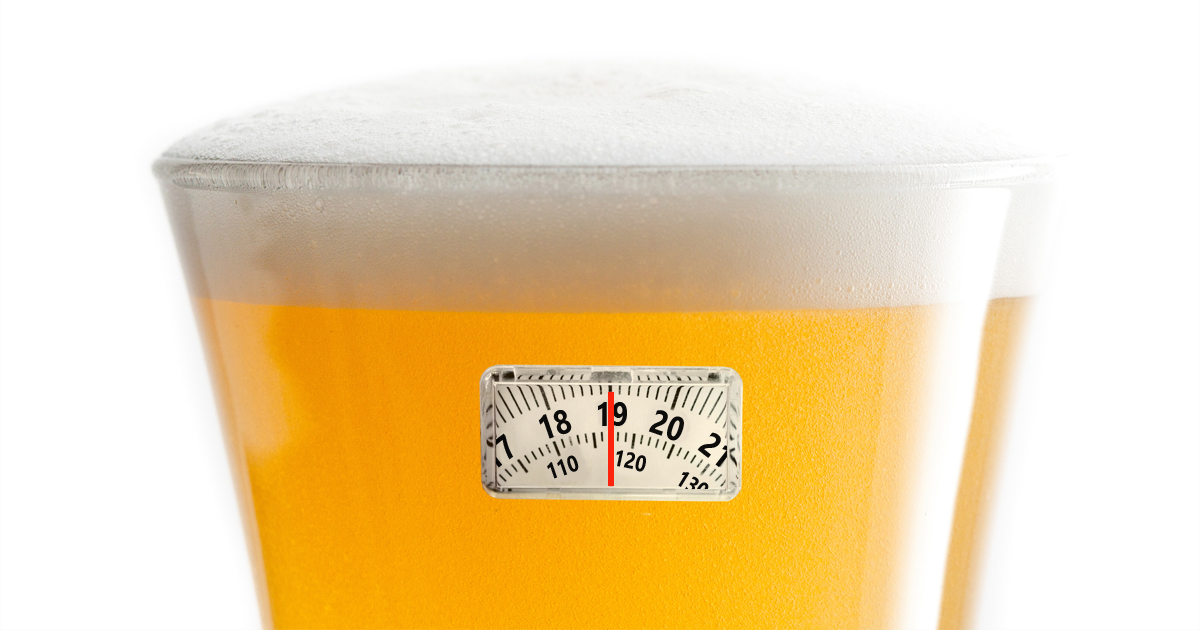 How Does Alcohol Consumption Affect Your Weight And Shape Weight