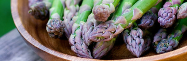 Asparagus & Bean Salad with Mustard Dressing