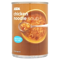 Asda Chicken Noodle Soup