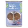 Sainsburys Chicken Noodle Soup