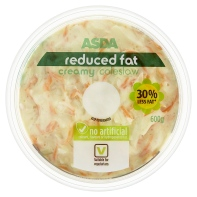 Asda, Reduced Fat Coleslaw