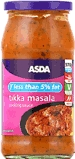 Asda Curry Sauce