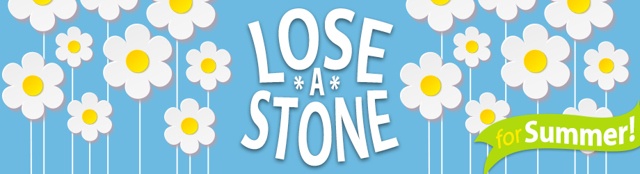 Lose a Stone for Summer Challenge