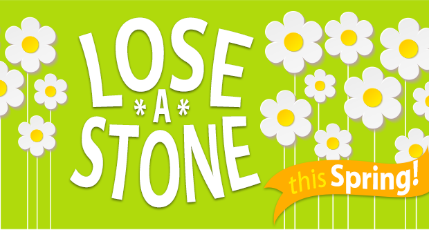 Lose a Stone this Spring Advert