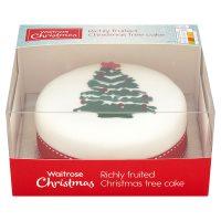 Waitrose Christmas Fruit Cake Bites