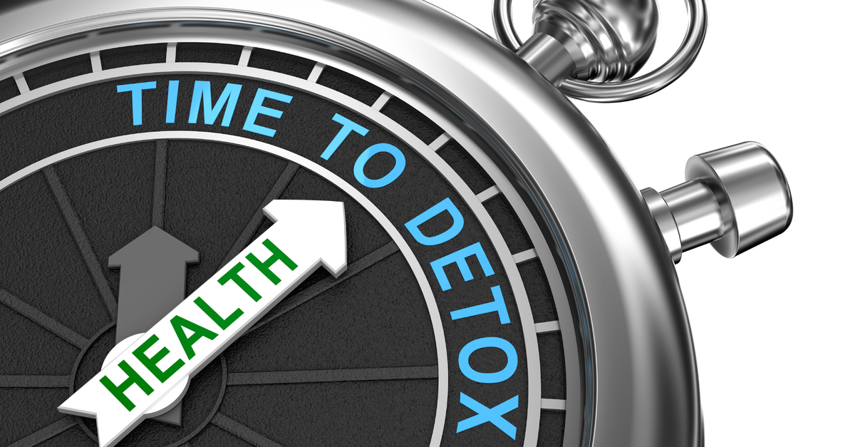 Detox Diets Under the Spotlight