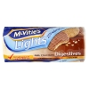McVities Lights Milk Chocolate Digestives