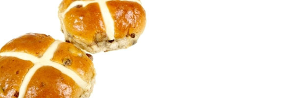 Low Calorie Hot Cross Buns - Tried & Tasted