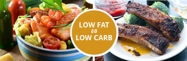 Low Fat VS Low Carb (which loses more body fat?)