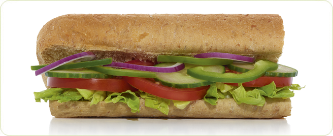 Subway Steak & Cheese 6-inch Sub