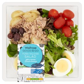 Waitrose Tuna Nicoise Salad