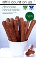 M&S Chocolate Biscuit Sticks