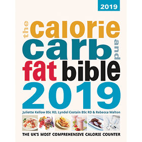 Calorie Carb & Fat Bible 2019