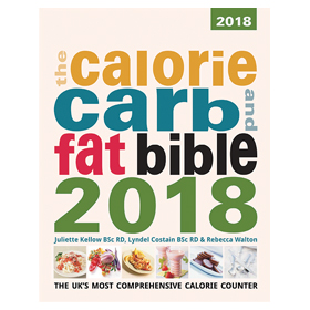 Calorie Carb and Fat Bible 2018