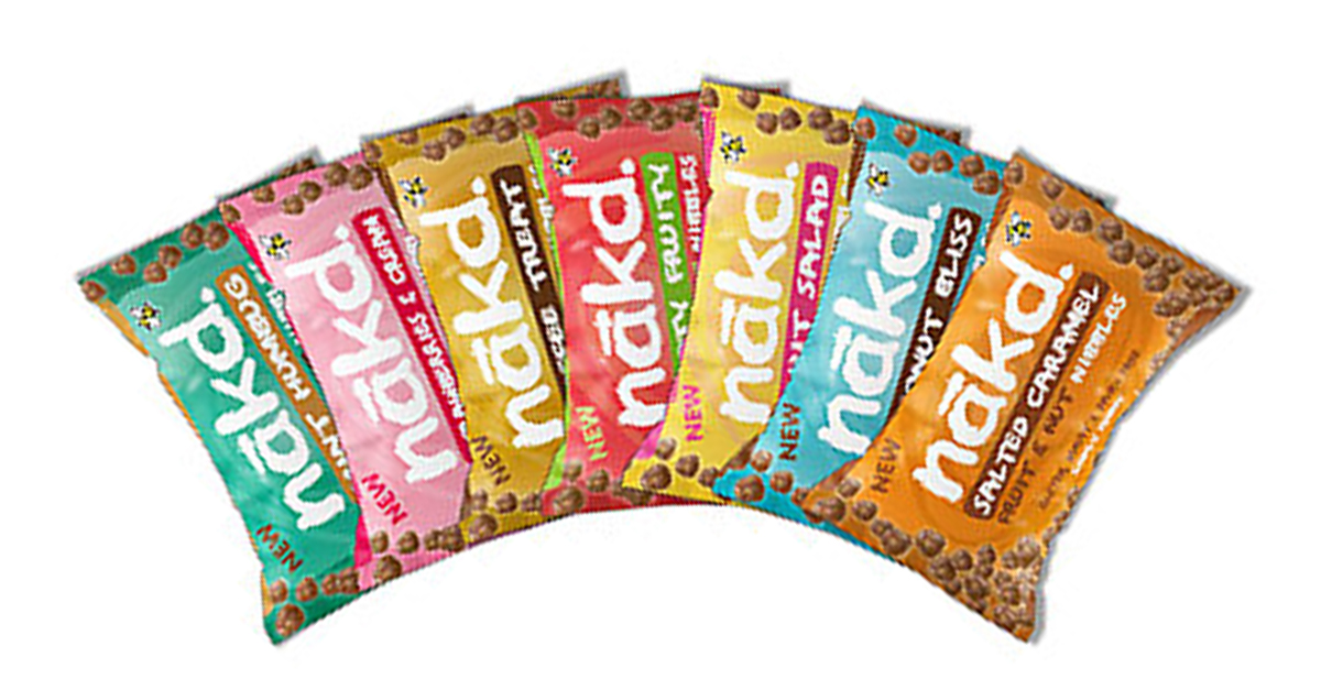 12 Amazing New Low-Fat and Low Calorie Foods - Nakd Nibbles - Weight Loss Resources