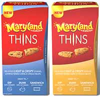 Maryland Thins - Chocolate and Salted Caramel Image