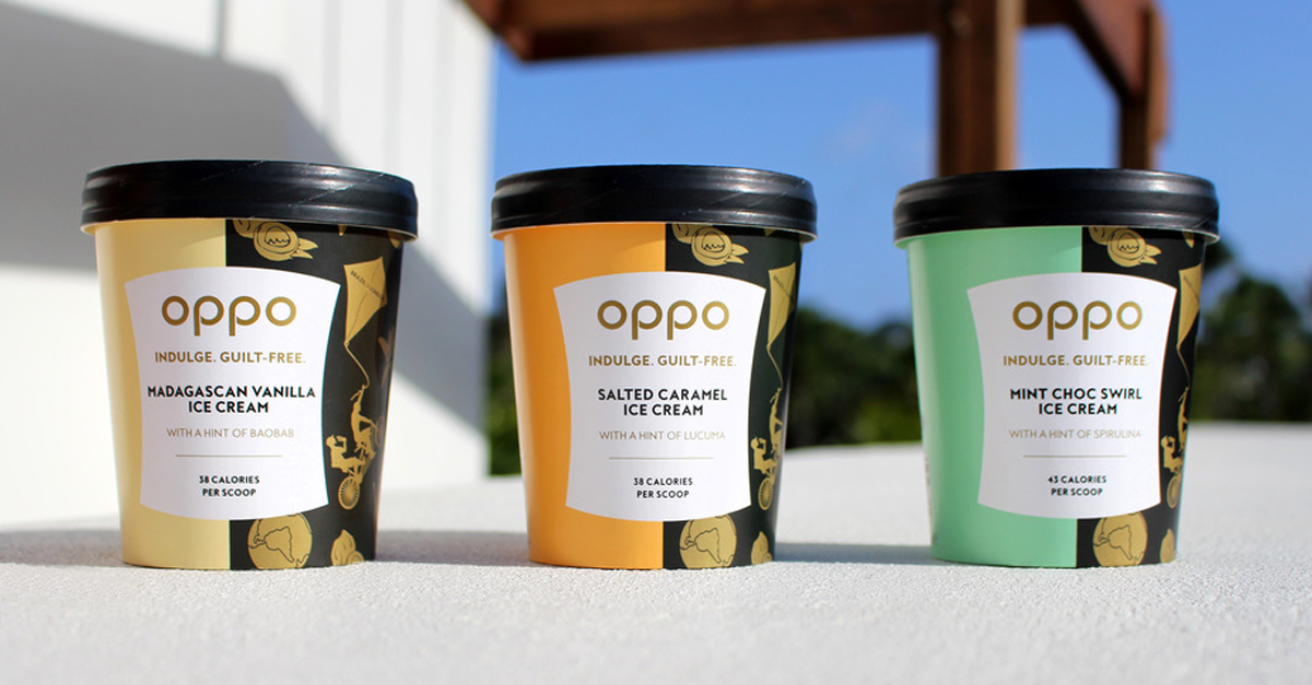 12 Amazing New Low-Fat and Low Calorie Foods - Oppo Ice Cream - Weight Loss Resources