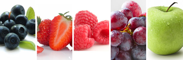 Can berries shrink your belly?