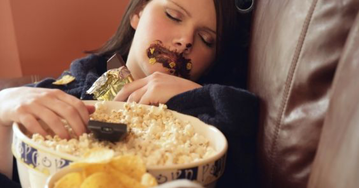 Lack of Sleep Leads to Excess Calories
