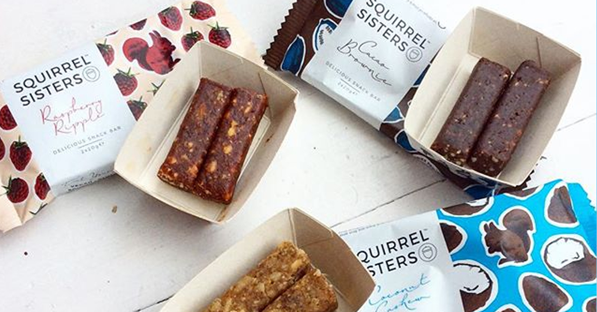 12 Amazing New Low-Fat and Low Calorie Foods - Squirrel Sisters Snack Bars - Weight Loss Resources