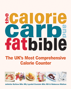 Calorie, Carb and Fat Bible