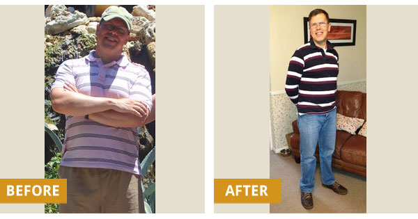 Alan's Lost 2st 9lb With Weight Loss Resources