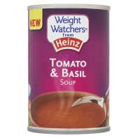 Weight Watchers Tomato and Basil Soup