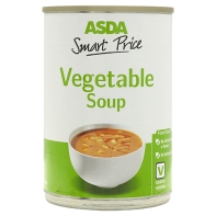 Asda Smart Price Vegetable Soup