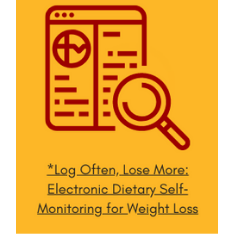 Log Often, Lose More with Electronic Food Diaries