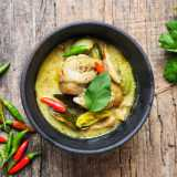 Skinny Thai Green Chicken Curry Recipe