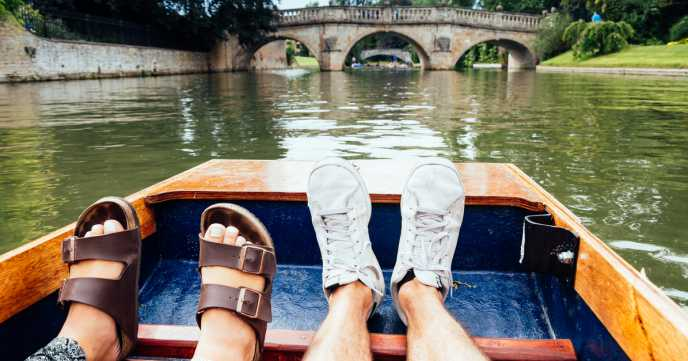 A-Z Activities: Punting